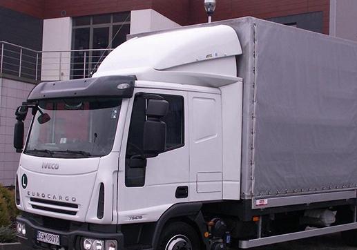Iveco Euro Cargo Sleeper