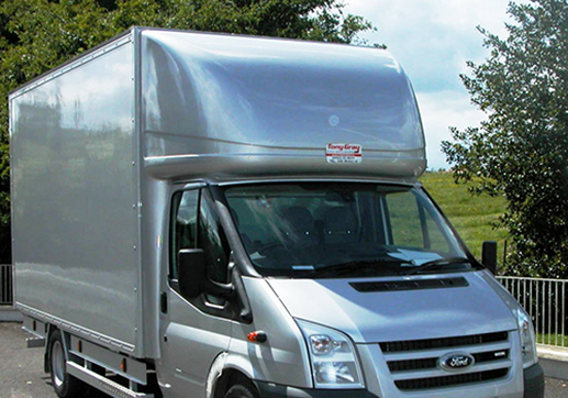 Ford transit moulded luton