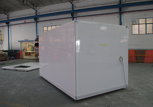 3Mtr Lightweight Fridge