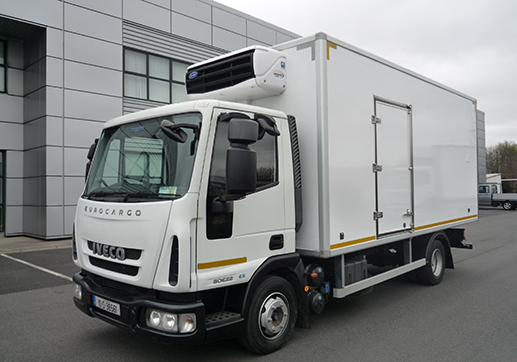 5Mtr Refrigerated body