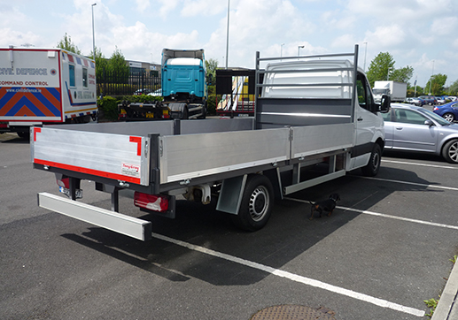 Double Dropside Alloy